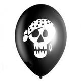 globo pirata 12 pulgadas