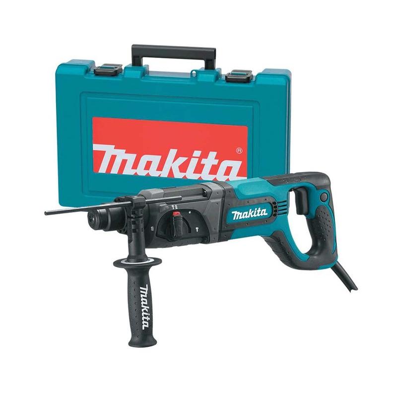 Martelete Combinado para Metal/Madeira/Concreto 24 mm 780W - HR2475 - Makita