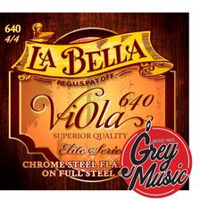Encordado Para Viola La Bella 640 - Grey Music -