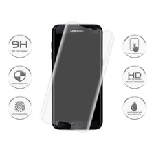 Film Glass Vidrio Templado Premium Samsung S7 Edge Curvo 3d
