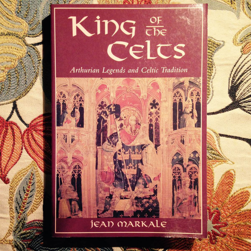 Jean Markale.  KING OF THE CELTS: ARTHURIAN LEGENDS AND CELTIC TRADITION.