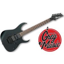 Guitarra Ibanez Rg 370 Zb-wk Micrófonos H-s-h Negra