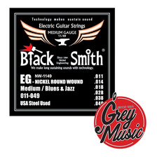 Encordado Black Smith Nw-1149 Guitarra Eléctrica 011 - 049