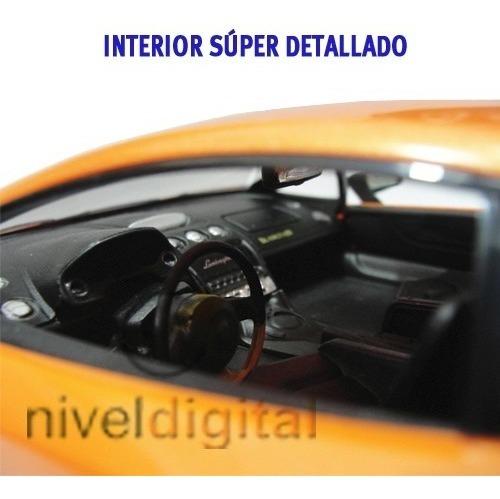 Auto Lamborghini Gallardo Superleggera Radio Control Licenci