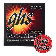 Encordados Ghs Para Bajo 5ldyb Boomers 5 Cuerdas 40-120