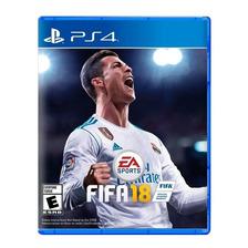Fifa 18 2018 Ps4 Fisico Sellado Nuevo Original