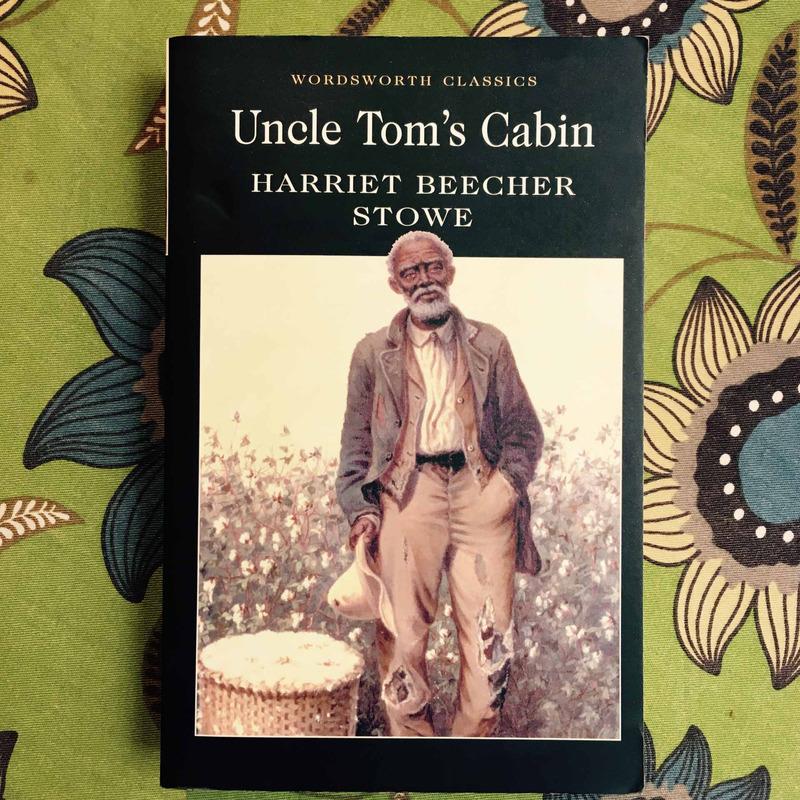 Harriet Beecher Stowe. UNCLE TOM'S CABIN.