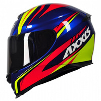 Capacete Axxis Eagle Hybrid Azul