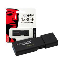 Pendrive 128gb Kingston Dt100g3 3.0 3.1 Pen Drive Garantia