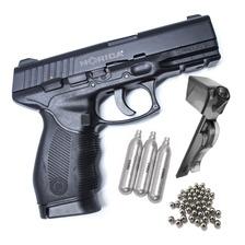 Pistola Co2 Aire Comprimido Metal Taurus 24/7 Full Metal