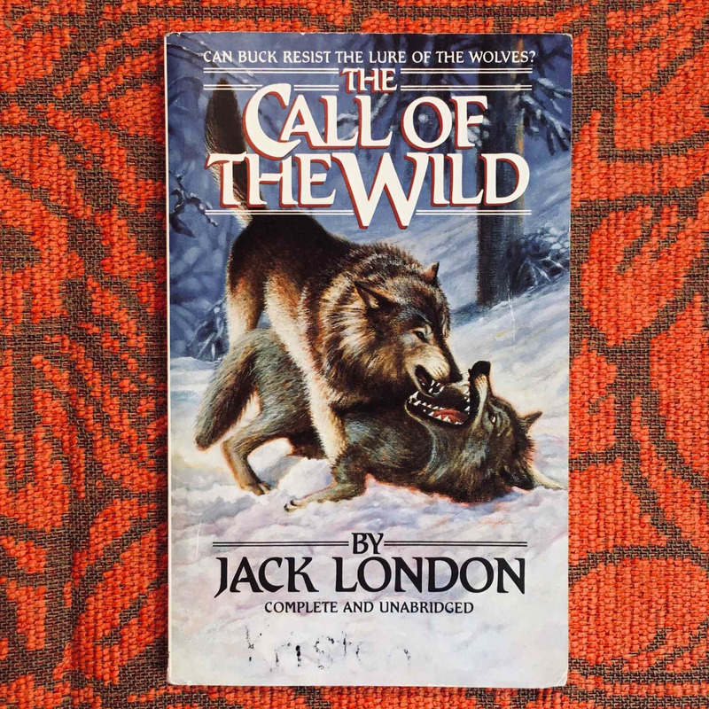 Jack London. THE CALL OF THE WILD.