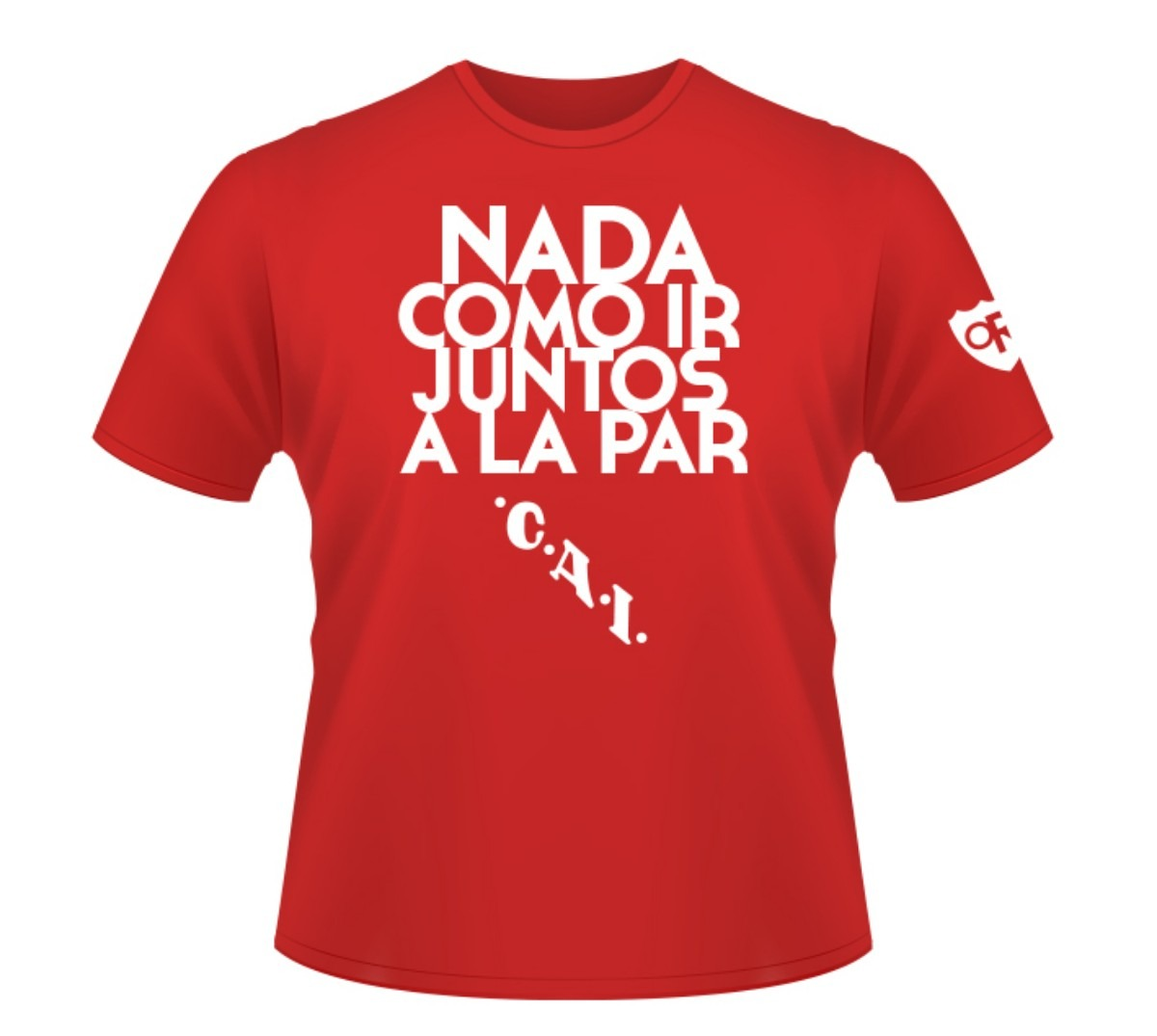 "Rock and Rojo ""Juntos a la par"""