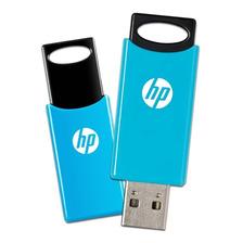 Pendrive 32gb Hp V212w Usb 2.0 Retractil Pen Drive Original