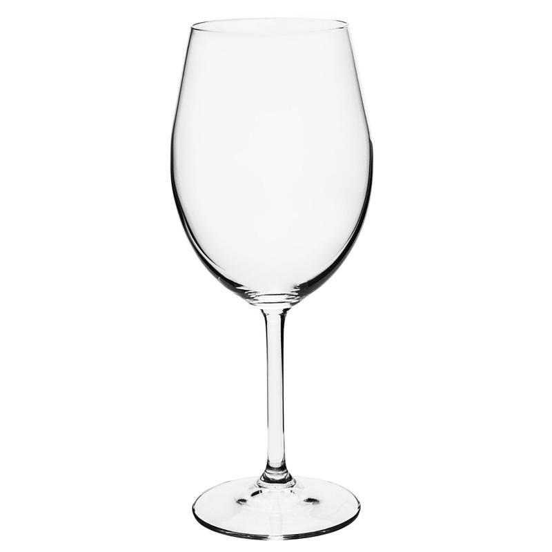 Jogo 6 Taças Cristal Água 580ml Gastro - Bohemia 7556077