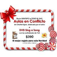 Aulas en Conflicto + DVD Sing a Song