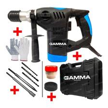 Rotomartillo Electroneumatico 32mm 7.5j 1500w Gamma Ideal Electricista Plomero Garantia 2 Años Hot Sale Super Precio