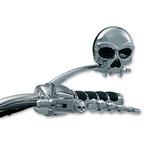 Manete Kuryakyn Zombie Cromado 1047 Para Harley Davidson