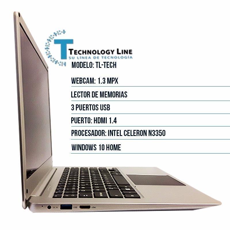 Notebook Intel 14´ Led Hd + 4gb 500gb * Win 10 + Ssd 32gb *