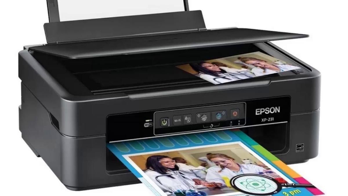 Impresora Epson Xp-231 Multifunción Wi-fi Nueva Powerzon