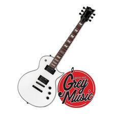Guitarra Eléctrica Ltd Ec256sw Les Paul Standard Color Snow