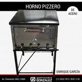 Horno Pizzero 12M Enrique García