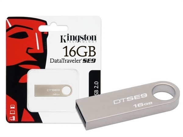 Pendrive Kingstone 16gb Metalico Gregorio De Laferrere