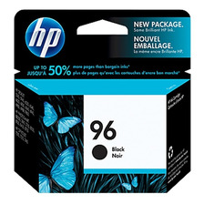 Cartucho Tinta Hp 96 C8767wl Negro Black Original