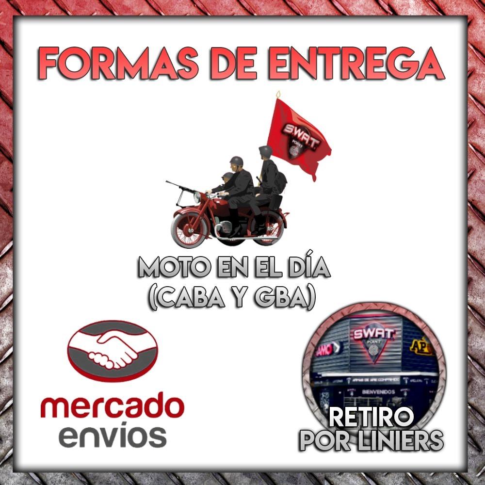 Kit Arqueria Principiantes - Tab Carcaj Cera Blancos - Swat
