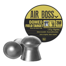 Balines Apolo Domed Field Target 5 5 X250 Aire Co2 Caza Swat