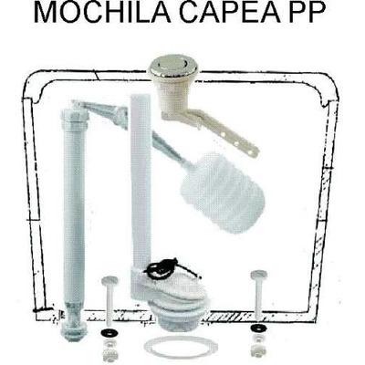 V lvula de entrada de agua mochilas varias 1 2 y 3 8 for Repuestos para mochila de inodoro ferrum