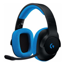 Auriculares Logitech G233 Prodigy Usb Gamer Mic Pc Ps4 Xbox