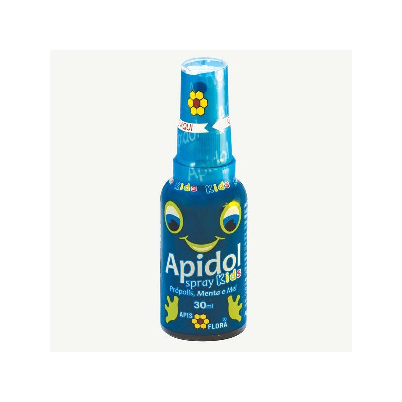 Spray Apidol Kids - Menta - 30 ml - Apis Flora