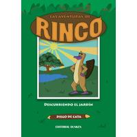 Las aventuras de Rinco. Descubriendo el jardín
