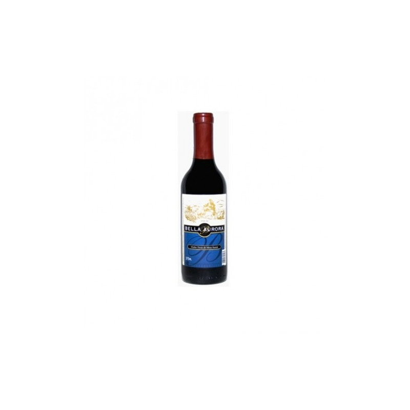 Vinho Tinto Suave Izabel/Bordô 375ml - Bella Aurora