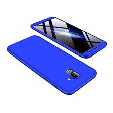 Funda Luxury 3 En 1 Rigida Samsung J8 J6 2018 + Templado