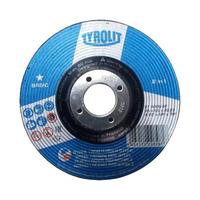 DISCO DE DESBASTE 115X6.0X22.23 BASIC TYROLIT