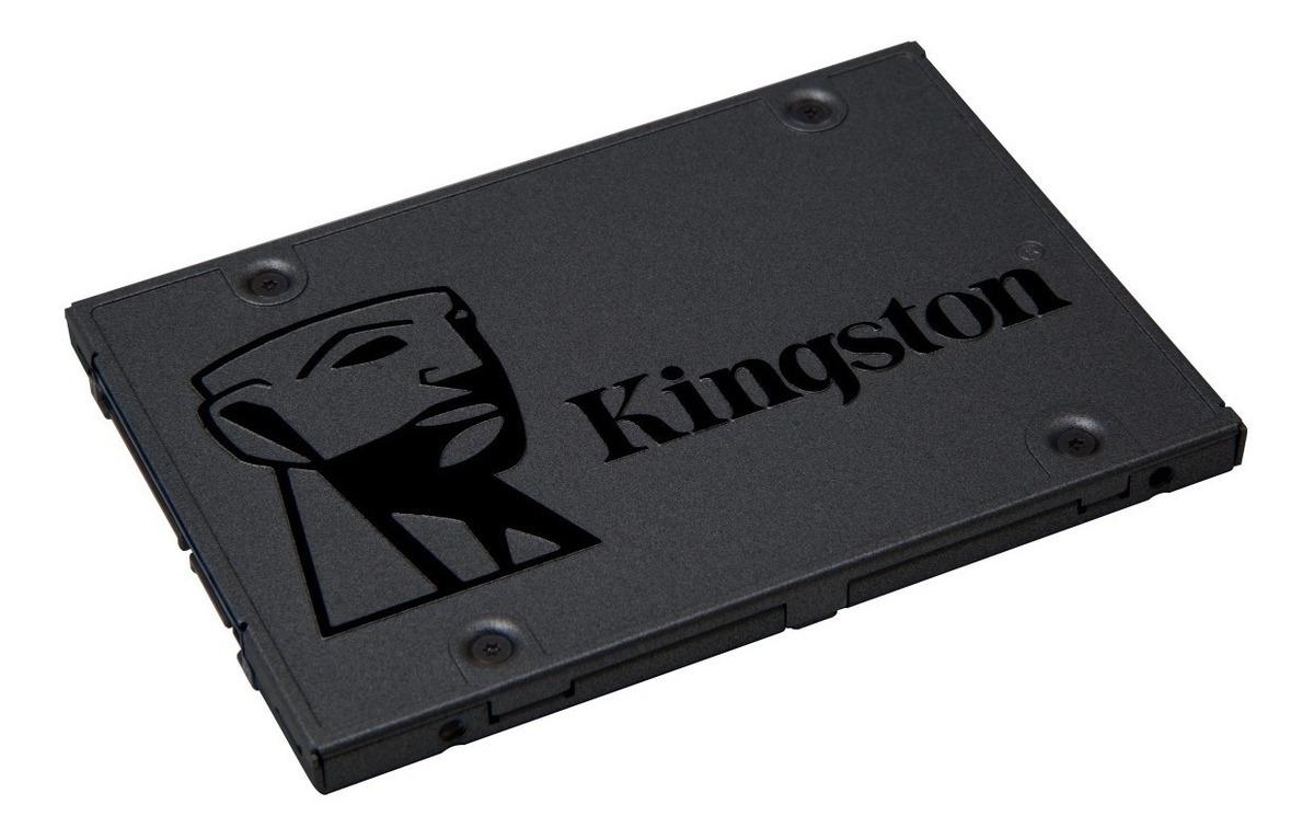Kingston A400 Disco Ssd 480gb Estado Solido  Notebook / Pc