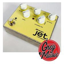 Pedal De Efectos Jet. Compressor/compresor Dedalo Grey Music