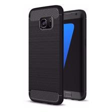 Funda Samsung S8 S8+ Plus Ultra Fina Resistente Carbono Tpu