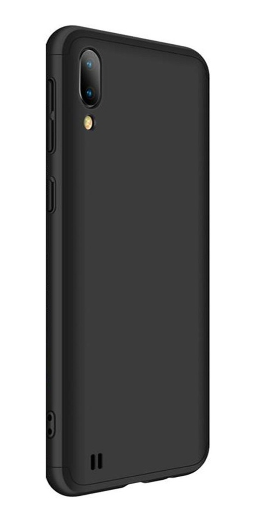 FUNDA 360 LUXURY SAMSUNG M10 NEGRO