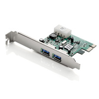 PLACA PCI-E COM 2 PORTAS USB 3.0 C3TECH PU-2301