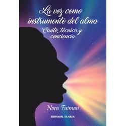 La voz como instrumento del alma. Can...