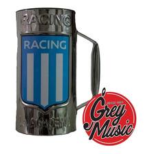Vaso Guiro De Racing  3/4 L Grabado La Academia