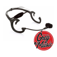 Microfono Vincha Jts Cx504 Negro - Grey Music -