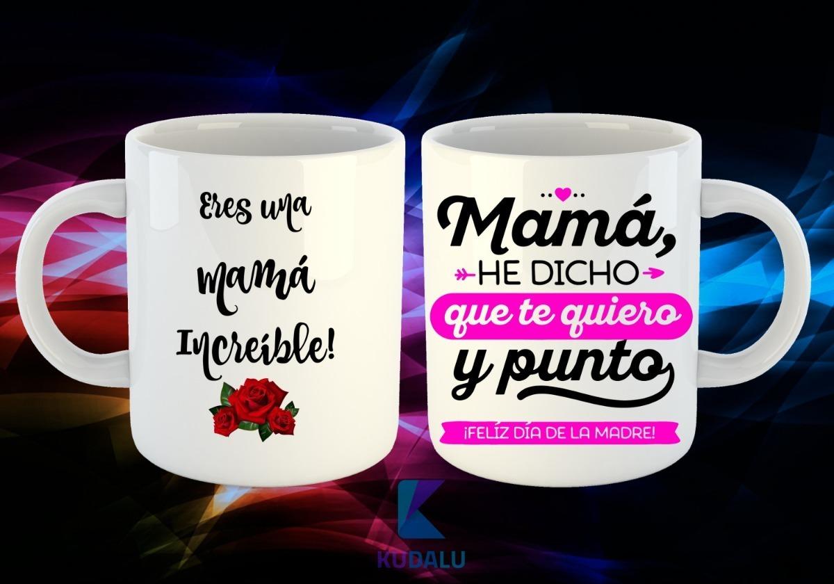 Tazas De Ceramica Mama 3
