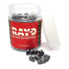 Balines Diabolo 5.5 X250 Aire Comprimido 16 Gr Rayo - Swat