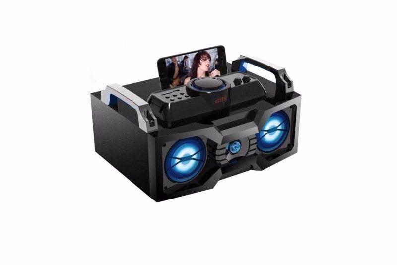 Reproductor De Audio Bluetooth Stromberg Carlson Sc-dj200