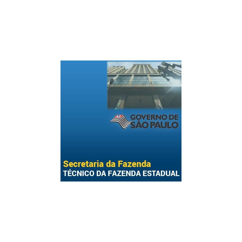 SEFAZ Técnico da Fazenda Estadual 2018 Direito Administrativo