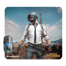 Mousepad Gamer Steelseries Qck+ Large L Pubg Miramar Edition