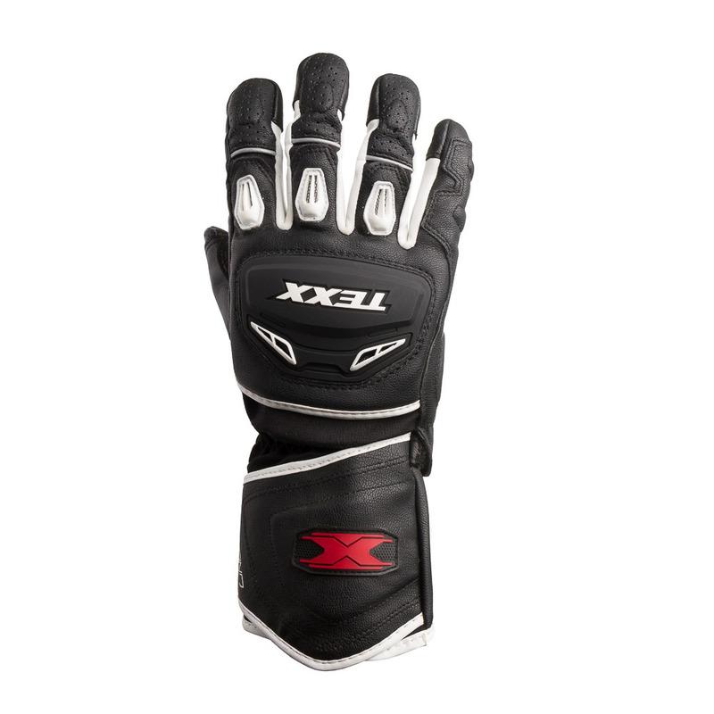 Luva Texx Iron Touch Finger Branca